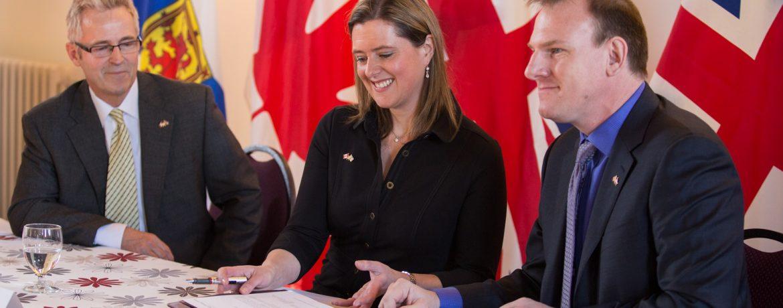 Signing of Tidal MOU
